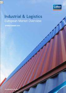 Industri og Logistikk våren 2014